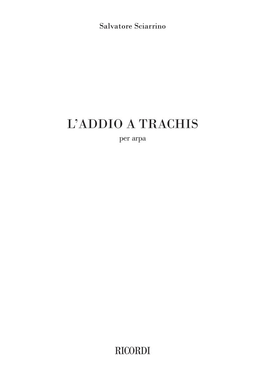 L'addio a Trachis (flipbook)