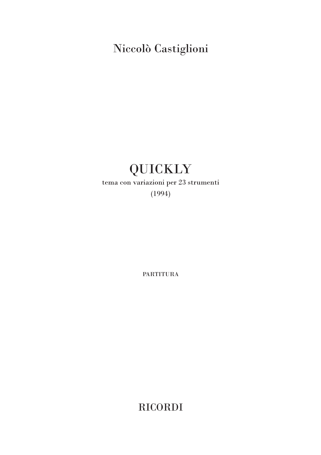 Quickly (flipbook)