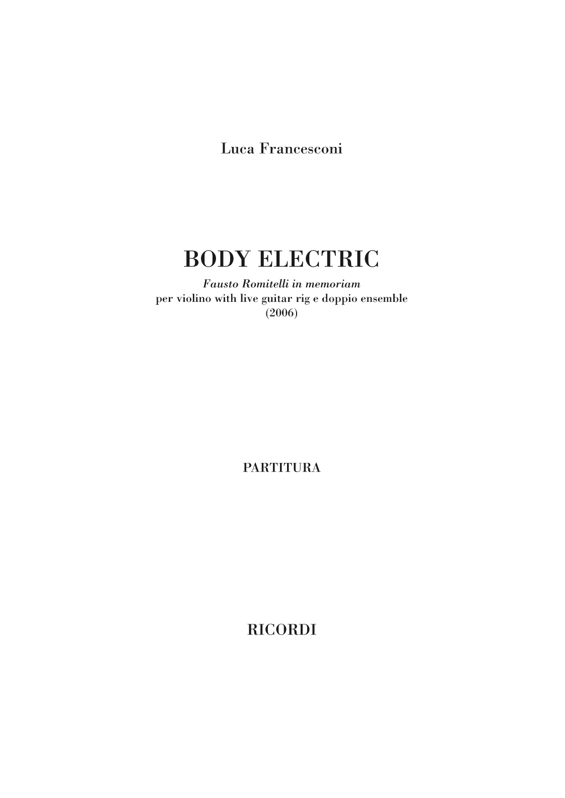 Body electric (flipbook)