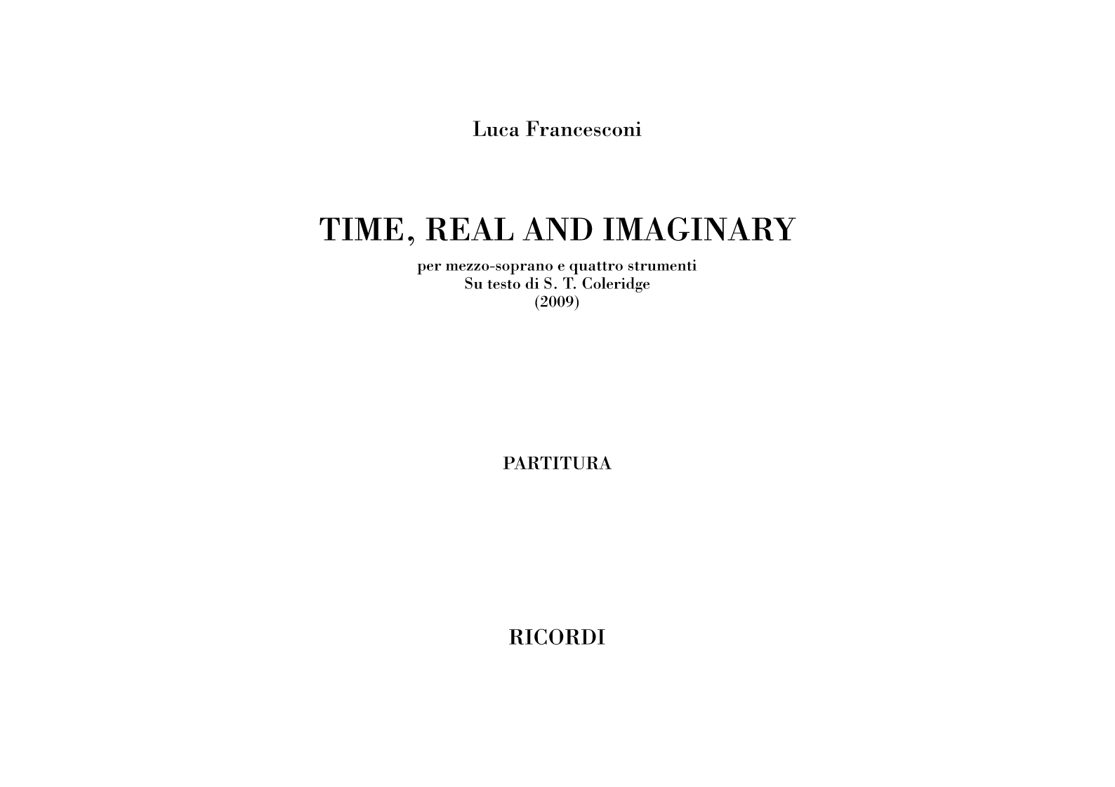 Time, Real and Imaginary (flipbook)