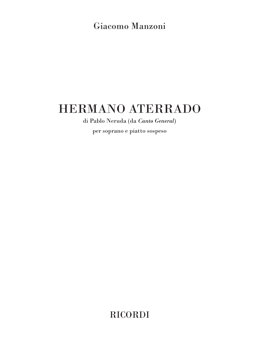 Hermano aterrado (flipbook)